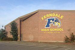 Current Ferndale High School